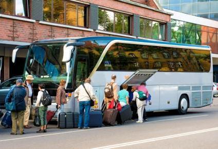 Преимущества аренды автобуса.