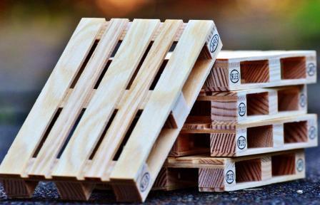 Виды деревянных паллет