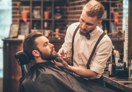 Мужская парикмахерская как бизнес-идея